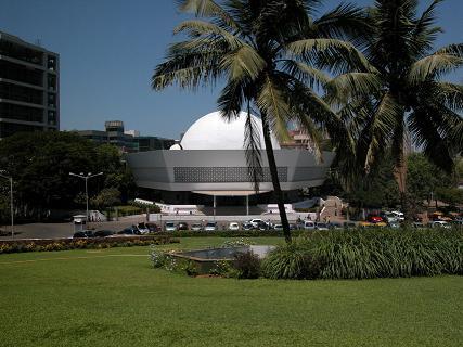Nehru Planetarium: Photo Credit: nehruplanetarium.org