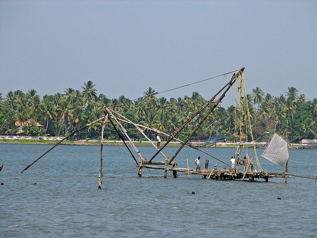 Fishing in Goa