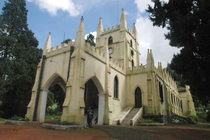 StStephens Church Ooty