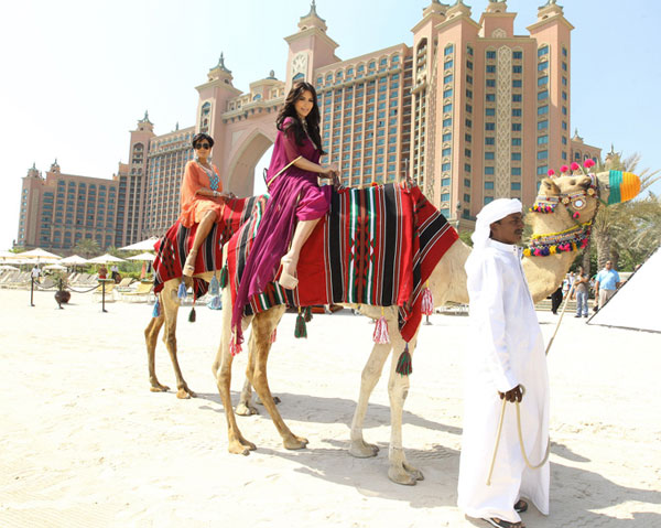 Camel Rides In Dubai Five Best Things to do...