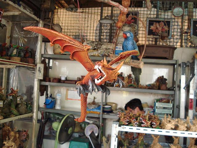 handicrafts of Thailand