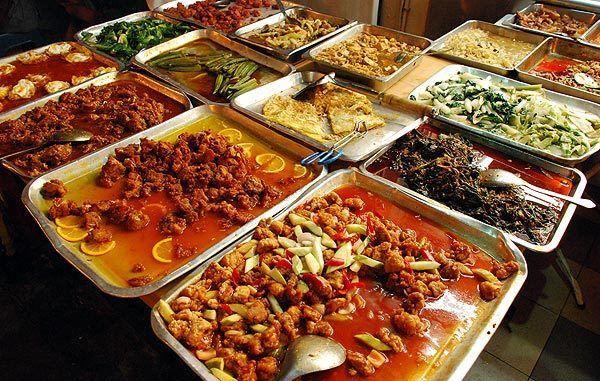 Kuala Lumpur dishes
