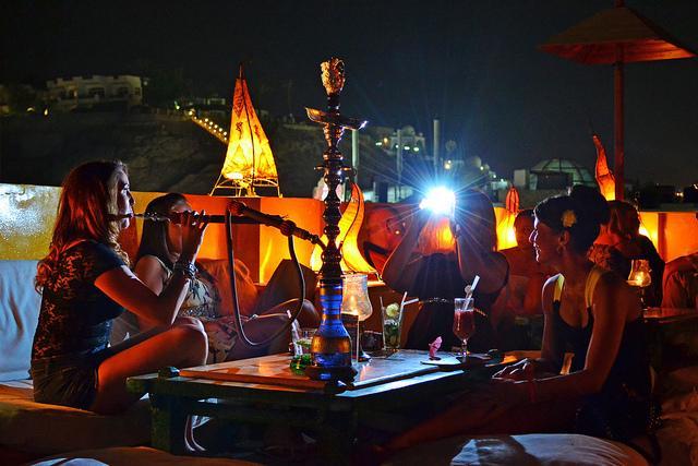 The Shisha Bars