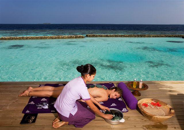 Maldive-beach-resort