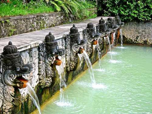 Banjar Hot Water
